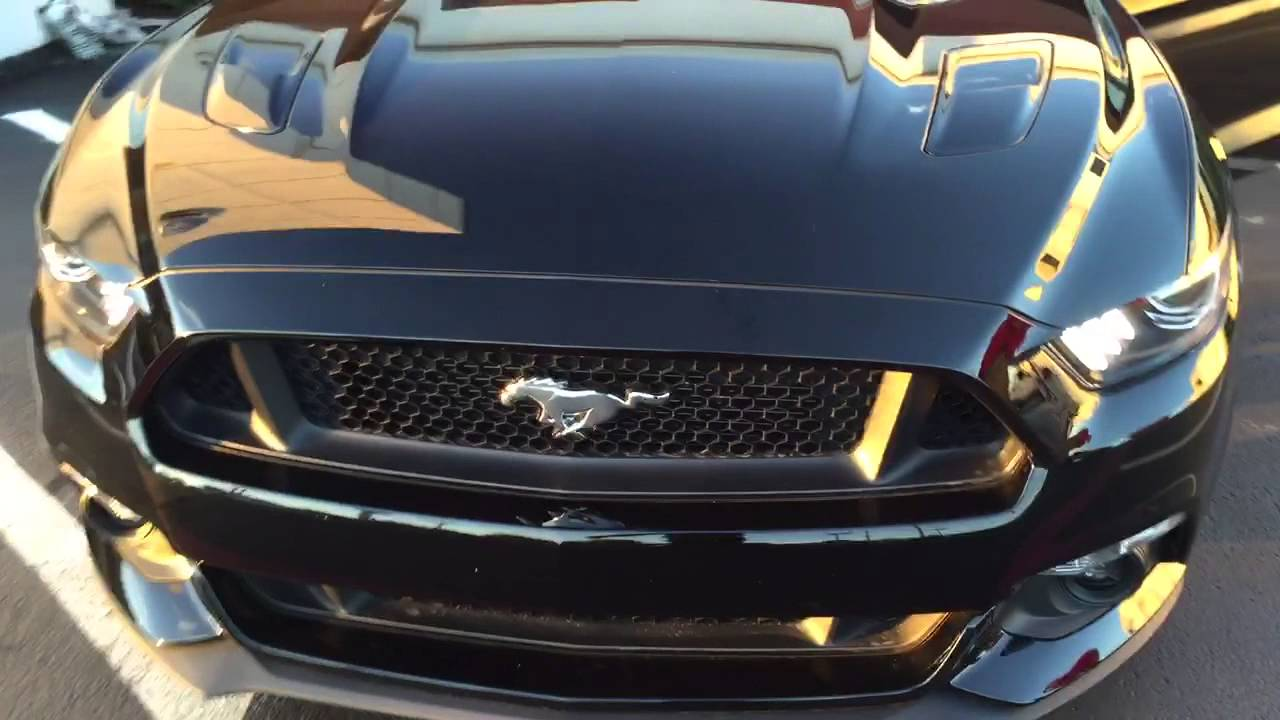 2015 Ford Mustang GT 5 0