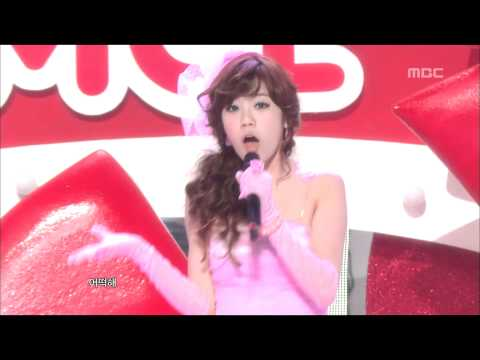 Orange Caramel - Magic Girl, 오렌지 캬라멜 - 마법소녀, Music Core 20100626 video