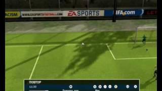 Как взломать виртуального футболиста в fifa 12 How To Hack fifa. Финты в..