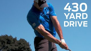 Long Drive Champion Hits the Green on 430-Yard Par 4 | Golf Assassins | Golf Digest