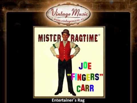 Joe Fingers Carr - Entertainer´s Rag (VintageMusic.es)