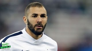 Karim Benzema Banned by France over Blackmail Case