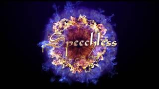 Naomi Scott - speechless (Aladdin OST) 타이포그래피