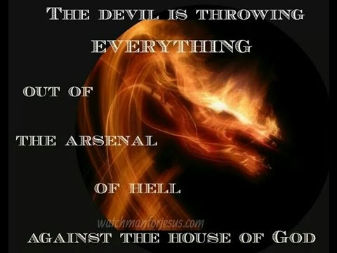 Resist The Enemy And He Will Flee