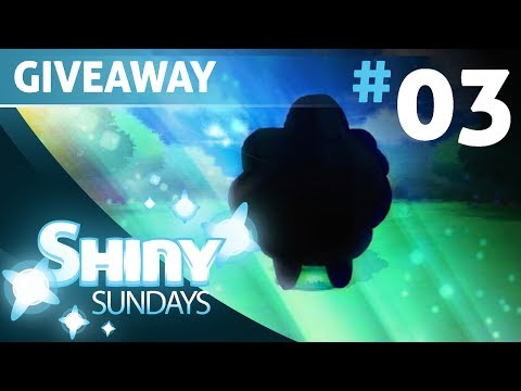 Pokemon X & Y: Shiny Pokemon found by Horde Hunting (GIVEAWAY)