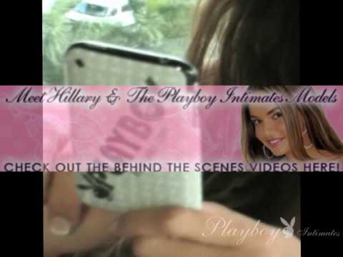 PLAYBOY INTIMATES MODEL SEARCH Video