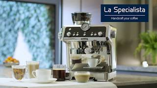 Become Your Own Barista with the DeLonghi La Specialista | The Good Guys