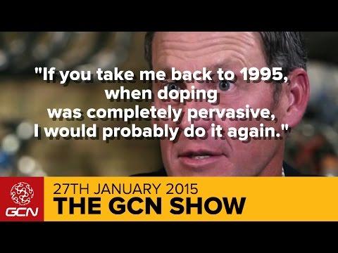 Lance Armstrong, Tour Down Under + Tour De San Luis - The GCN Show Ep. 107