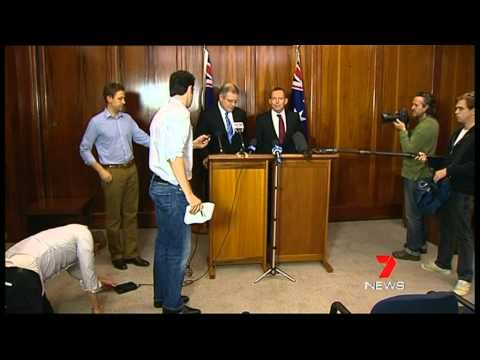 Tony Abbott Willing to Work With Labor for Illegal Asylum Solution