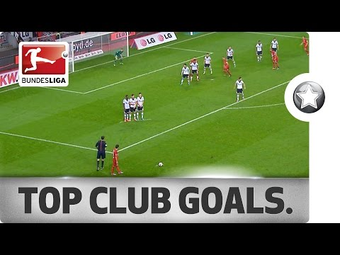 18 Clubs - 18 Goals - Season 2014/15 thumbnail
