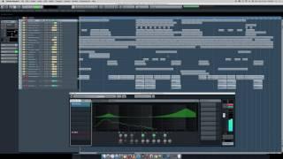Mixing Basics In Cubase    Full Project Multitrack mixing    Cubase tutorial