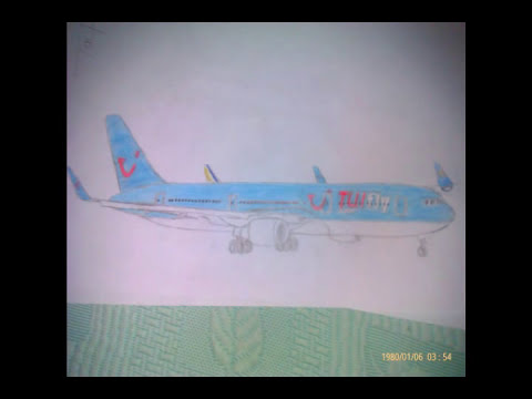 My Pencil Aircraft Drawings.wmv