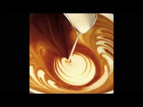 Latte Art -Just Milk-