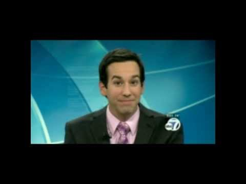 ABC Ft Myers Anchor Talks about Nude Men riding Balls ON AIR!