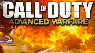 Call of Duty Advanced Warfare with The Crew! - (Full Multiplayer Gameplay!)