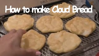 How to Make The Best Tasting Cloud Bread?