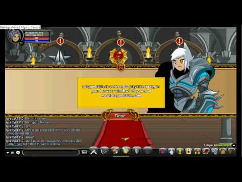 AQ Worlds How to get DragonLord armor + sword. NOT verfying your acc