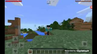 Minecraft pe 15.6 crazy craft bölüm 1