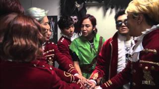 TBS Team H Halloween Party bts 1