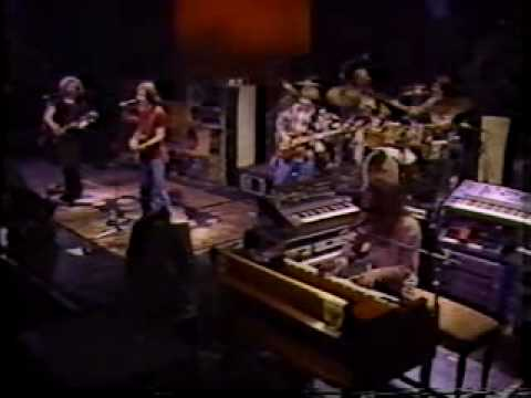 Grateful Dead - Good Lovin' live @ Radio City 10-31-80 Video