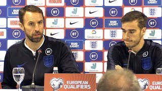 Gareth Southgate & Harry Winks FULL Pre-Match Press Conference - Kosovo v England - Euro Qualifier