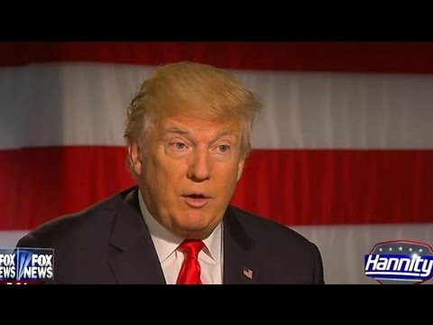 Trump Accuses Bill Clinton Of Rape