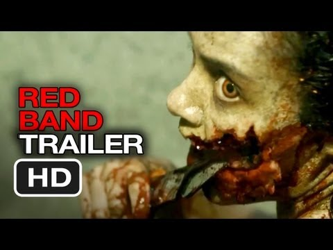 Evil Dead is listed (or ranked) 21 on the list New Movie Trailers 2012