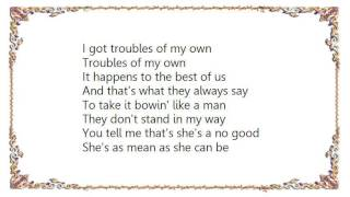 Watch Doc Watson Dont Tell Me Your Troubles video