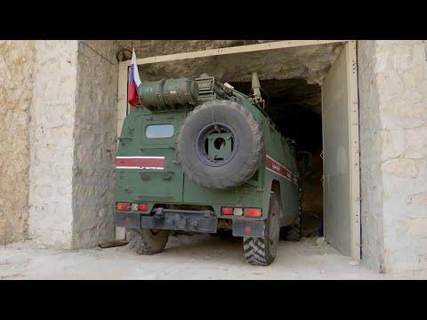 Настоящий подземный город террористов обнаружили в Сирии.