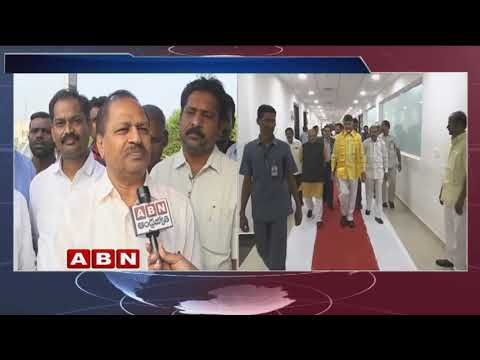 TDP Leader TD Janardhan face to face over All Parties meeting | ABN Telugu