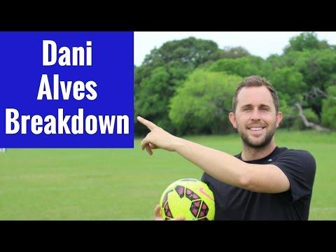 How To Play Like Dani Alves | Online Soccer Skills
