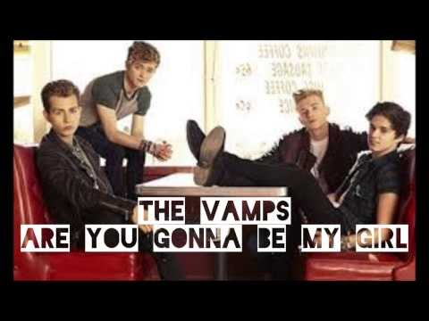 The Vamps - Are You Gonna Be My Girl Cover