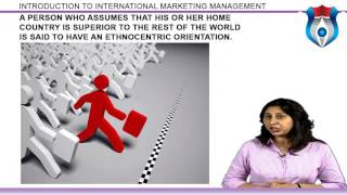 INTRODUCTION TO INTERNATIONAL MARKETING MANAGEMENT