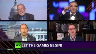 CrossTalk on Manafort: Let the Games Begin!