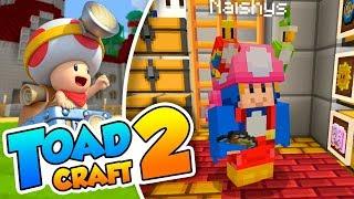 ¡De vuelta en el infierno! - #59 - Toadcraft 2 (Super Mario Minecraft) con Naishys