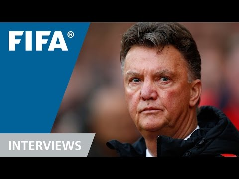 Van Gaal: My philosophy makes me one of the best