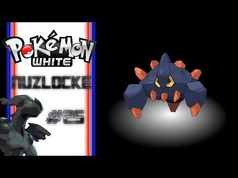 Pokemon White Nuzlocke #25 - Pokręcona Góra