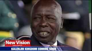 Kalenjin in Uganda to get Kingdom