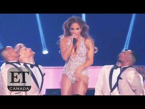Jennifer Lopez's Motown Grammy Performance Backlash
