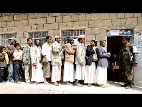 Mosaic News - 02/21/12: Yemen Votes as Violence Erupts in the South