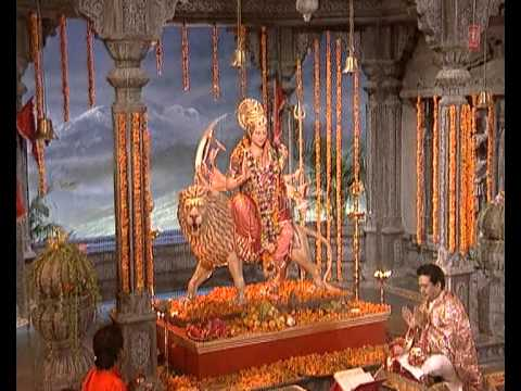 Ambe O Jagdambe Mata Devi Bhajan By Suresh Wadkar I Bhakti Sagar - 1 video