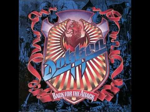 Dokken - Night By Night