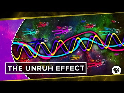 The Unruh Effect   Space Time