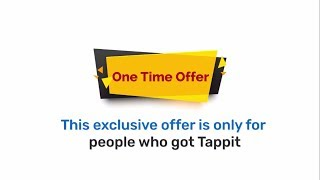 Tappit Upsell I Sales video