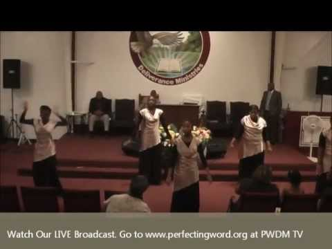 I Am What You See Praise Dance By Pwdm Daughters Of Zion And Bishop Steven L Glover video