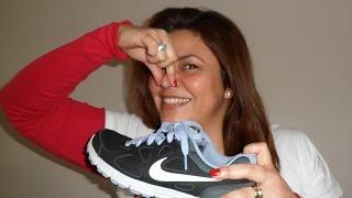 Quita el MAL OLOR a tus Zapatos y artículos deportivos muy facilmente.