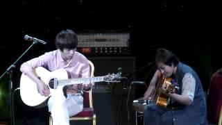 (Sungha Jung) On A Brisk Day - Sungha Jung & Alyza Barro