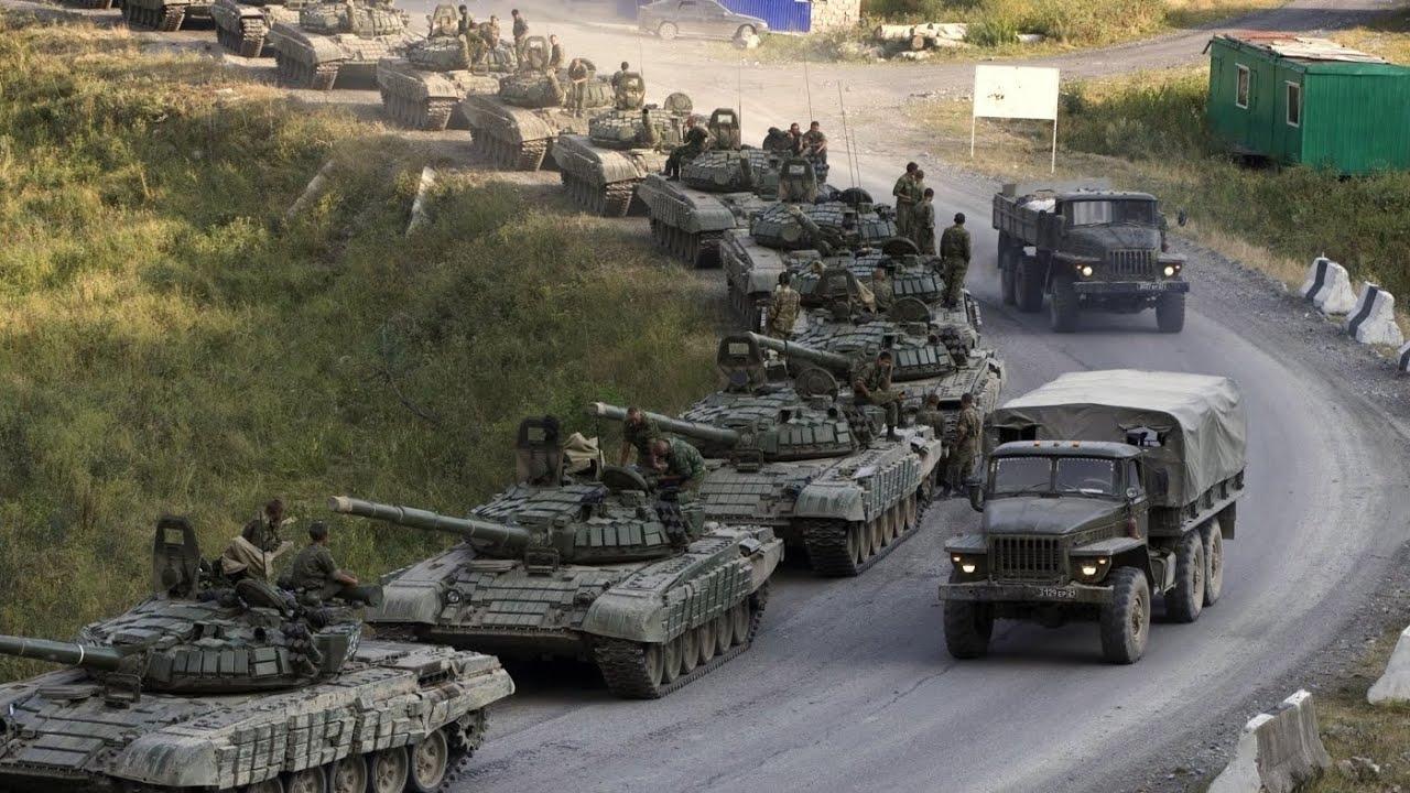 Экипаж прорвавшегося через российскую границу микроавтобуса сдался