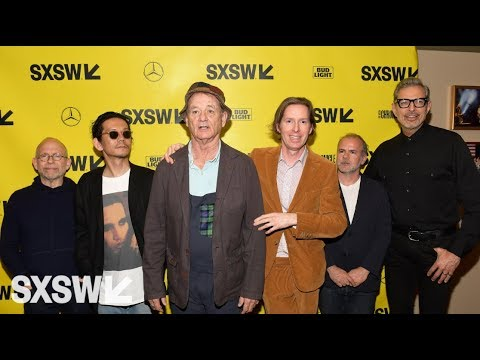 Wes Anderson And Cast | Isle Of Dogs Red Carpet And Q & A | SXSW 2018