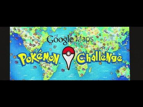 Как проще всего найти покемонов на карте Pokemon GO